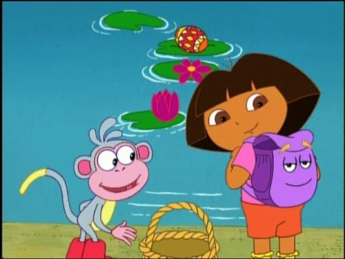 Egg Hunt Dora The Explorer Video