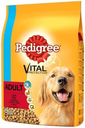 Pedigree Complete Dry Vital Protection Beef 12kg – Dogs Corner