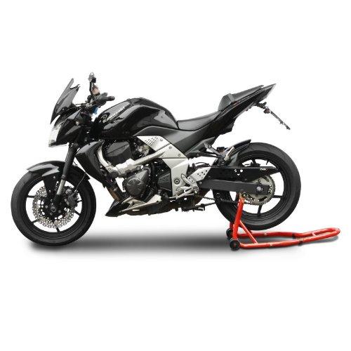 ConStands Mover II Universal Motorrad Montagest/änder Yamaha MT-07 Tracer Rot Hinten Rangierhilfe Hinterrad-St/änder Heber