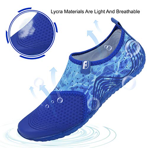 Spesoul Womens Mens Water Sports Shoes Outdoor Quick Dry Barefoot Athletic Aqua Shoe for Beach Swim Pool Surf Diving Yoga