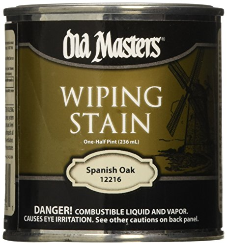 26416 OLD MASTERS 12216 .5PT SPANISH OAK WIPING STAIN 240 VOC - Oak Wiping Stain