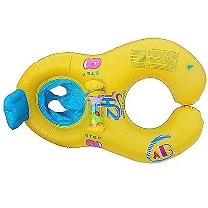Amazon.com: BELUPAID - Bola flotante de natación para bebé ...