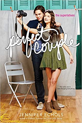 Perfect Couple (Superlatives) by Jennifer Echols (2015-02-01)