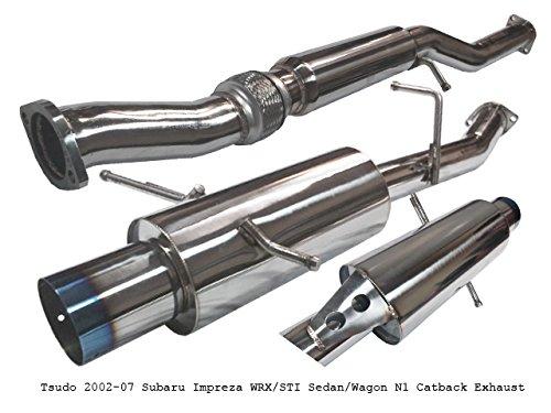 04 N1 Cat Back Exhaust - 3