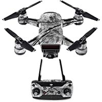 Skin for DJI Spark Mini Drone Combo - Dead Wood| MightySkins Protective, Durable, and Unique Vinyl Decal wrap cover | Easy To Apply, Remove, and Change Styles | Made in the USA
