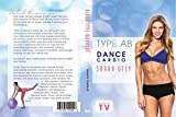 dancing ball target - Blood Type AB Dance Cardio Workout DVD, Small