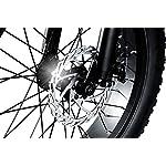 THE-ONE-Fat-Bike-Elettrica-Bici-Unisex-Adulto-Nero-no-size