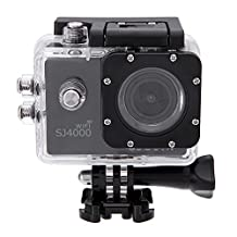 SJCAM SJ4000 WiFi Action Camera 1080P 12MP Full HD 2.0 Inch 170 Degree Wide Angle Lens H.264 Waterproof Camera with Accessories for Riding Diving Skiing Car DVR