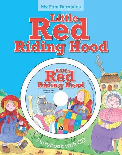 My First Fairytales Book and CD: Little Red Riding Hood ebook