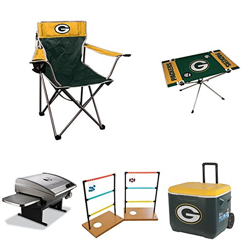 Green Bay Packers Large Tailgate Package by Jarden Sports Licensing