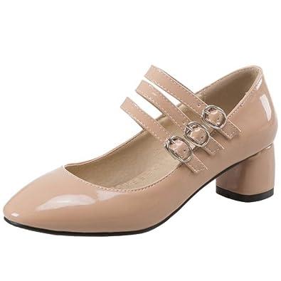 Zanpa Ladies Klassische Mary Janes Kaufen Online-Shop