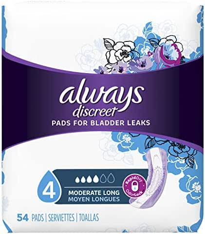 Panty Liners: Always Discreet