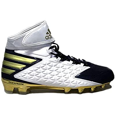 Adidas gli sm mostro x carbonio alto calcio calcio