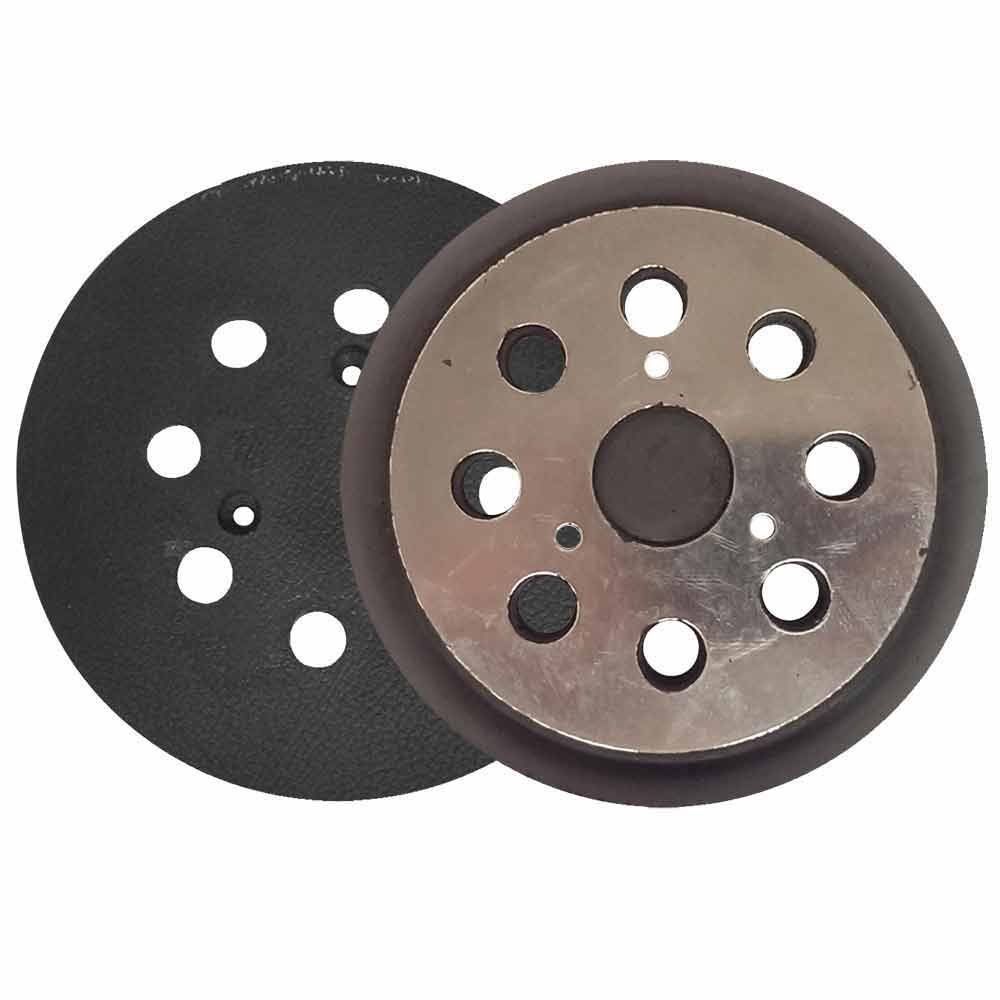Superior Electric RSP36 5-Inch Sander Pad PSA/Adhesive Back, 8 Vacuum Holes (for DW421/DW422/DW423) replaces Dewalt 151281-09, 151281-00 and 151281-07 Superior Pads and Abrasives