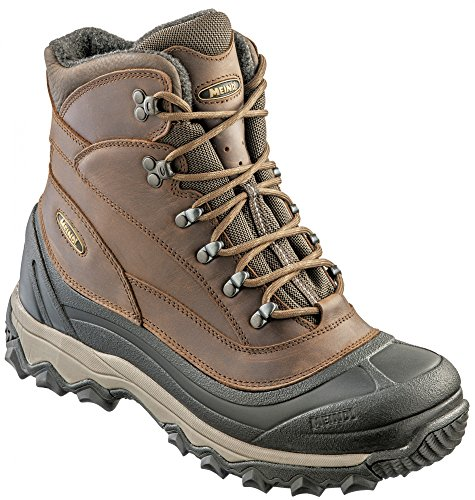 MEINDL Men's Winter shoes Dark Brown