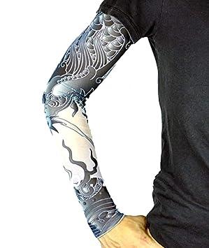KIRALOVE Manga del Tatuaje - Manga - Tatuaje Falso - Tatuaje ...
