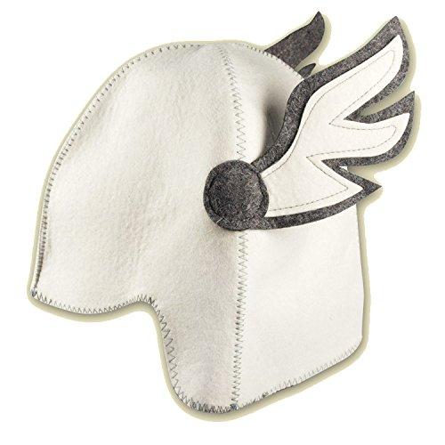 Cappello da sauna 'Hermes', berretto, sauna, feltro (feltro) GMMH