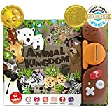 BEST LEARNING Book Reader Animal Kingdom - Educational Sound Toy to Learn About Animals for Kids