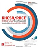 RHCSA/RHCE Red Hat Linux certification practice. Exams with virtual machines
