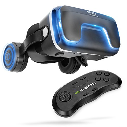 3D Virtual Reality Headset wit
