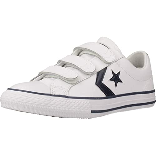 Converse Lifestyle Star Plyr 3v Ox, Zapatillas para Niños: Amazon.es: Zapatos y complementos
