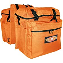 Hamilton VP-100OR Versa-Packs Equine Back Pack/Saddle Bag, Orange
