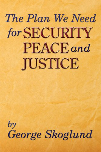 The Plan We Need for Security, Peace, and Justice: Problems the Patriarch Job Had, Advice Job Needed, Solutions the Apos