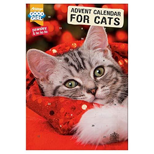 Calendrier de l'Avent pour Chat Armitage Pet Care