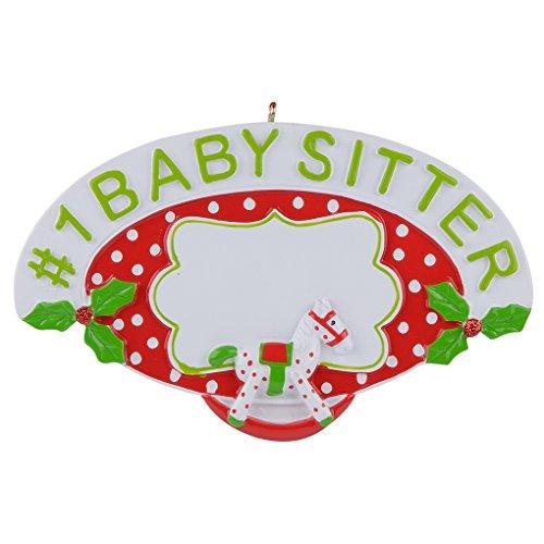 Babysitter Ornament - MAXORA #1 Baby Sitter Ornament