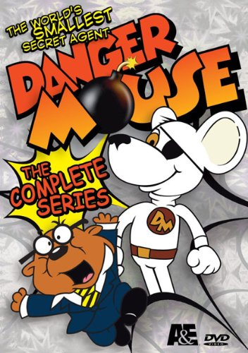 Danger Mouse: The Complete Series [DVD] from A&E