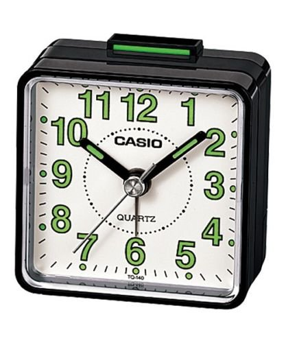 Casio TQ140 Travel Alarm Clock
