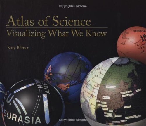 Atlas of Science: Visualizing What We Know (The MIT Press)