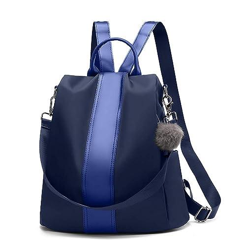 Bolsos mochila para mujer Anti-robo Bolsos escolares Impermeable Mochilas de viaje: Amazon.es: Zapatos y complementos