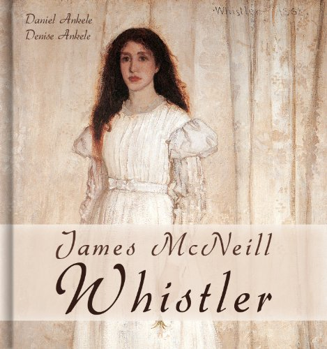 James McNeill Whistler: 165+ Tonalist Paintings - Tonalism (Tonalist Painting)