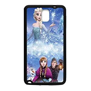 RHGGB Frozen lovely girl Cell Phone Case for Samsung Galaxy Note3