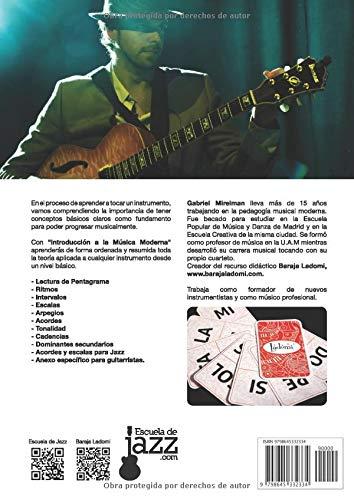 Introducción a la Música Moderna: Amazon.es: Mirelman Karger ...