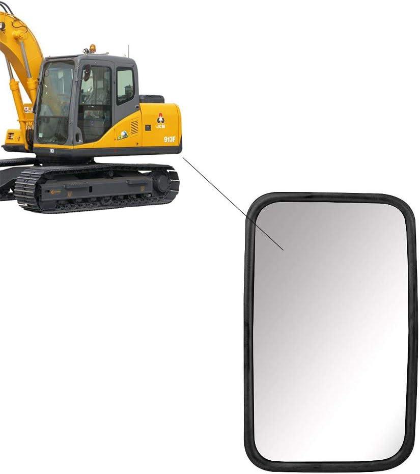 365 X 190 Mm, para, Autobuses, Caravanas, Tractores, Excavadoras,Maquinaria Construcci/óN governingsoldiers Juego De 2 Espejos Retrovisores Universales Camiones, ,Doublemirror