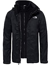 The North Face T0cg55 Chaqueta Evolve II Triclimate, Hombre