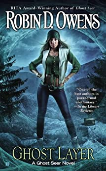 Ghost Layer (The Ghost Seer Series Book 2) by [Owens, Robin D.]