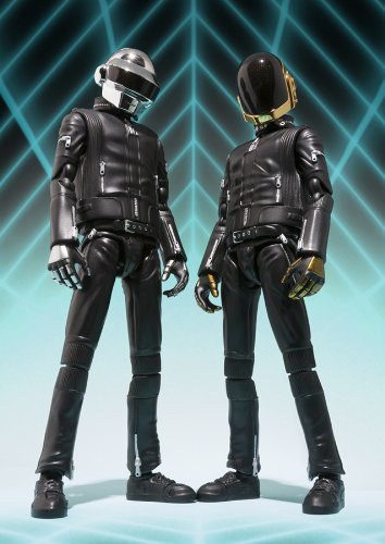 Action- & Spielfiguren S.H.Figuarts Daft Punk Thomas Bangalter Actionfigur Bandai Tamashii Nationen
