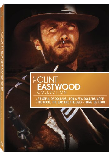 Ugly Box - The Clint Eastwood Star Collection (Fistful of Dollars / For A Few Dollars More / The Good, The Bad and The Ugly / Hang 'em High)