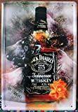 Vintage Style Jack Daniel's Whiskey Retro METAL Wall Poster Sign Plaque 30x20cm