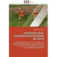 HYDROGEOLOGIE  TELEDETECTION EN MILIEU DE SOC