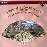 Albinoni: 6 Concerti, Op. 9