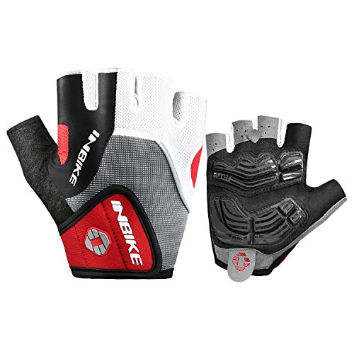 INBIKE Cycling Gloves Men