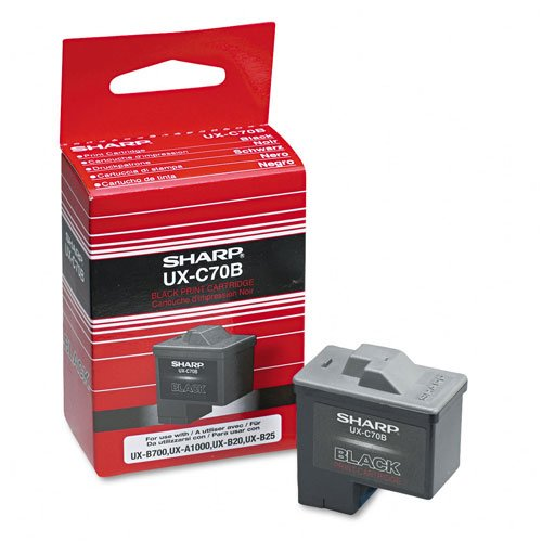 Sharp UX C70B Cartridge Pack UX A1000