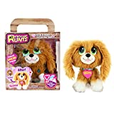 #7: KD Kids Rescue Runts Spaniel Plush Dog, White/Brown
