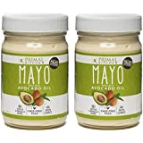 Primal Kitchen Avocado Oil Mayonnaise 12 OZ Jar Pack of 2 - (Gluten-Free, Paleo & Whole 30 & SCD Approved)