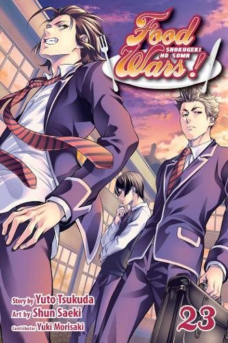 Food Wars!: Shokugeki no Soma, Vol. 23