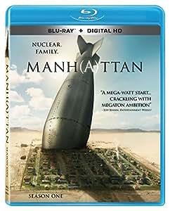 Manhattan - Season 1 [Blu-ray + Digital HD]